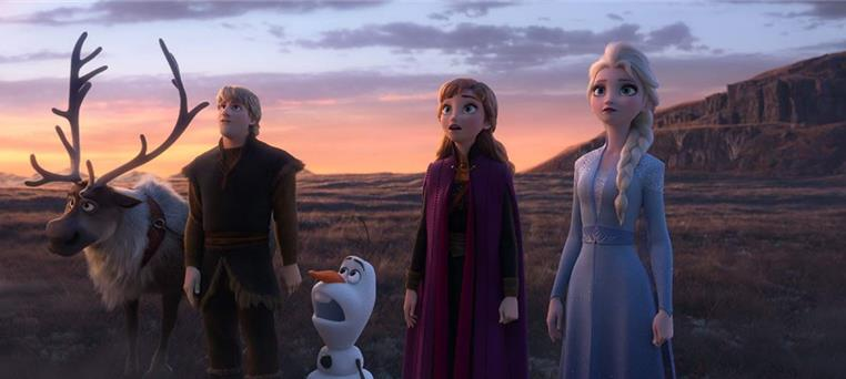 Frozen 2: O Reino do Gelo - VP - 3D